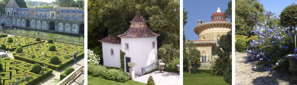 Portugal – Gardens of Lisbon, Sintra and the Douro Valley