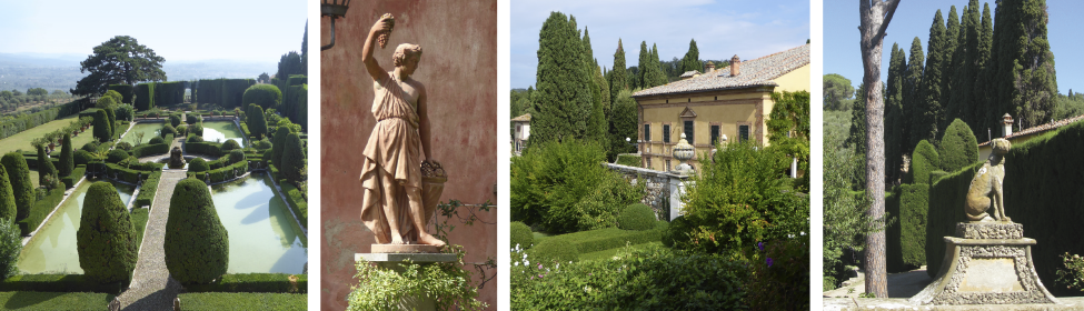 Tuscany – Gardens of Florence, Pienza & Lucca
