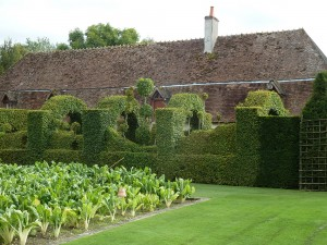 Loire and Le Berry – Decorative Potager Gardens