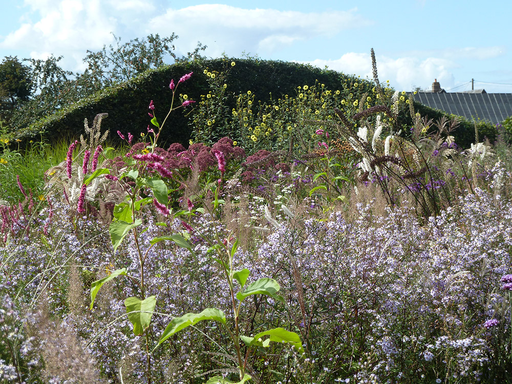 Summer 2013 susan worner tours for Le jardin normand