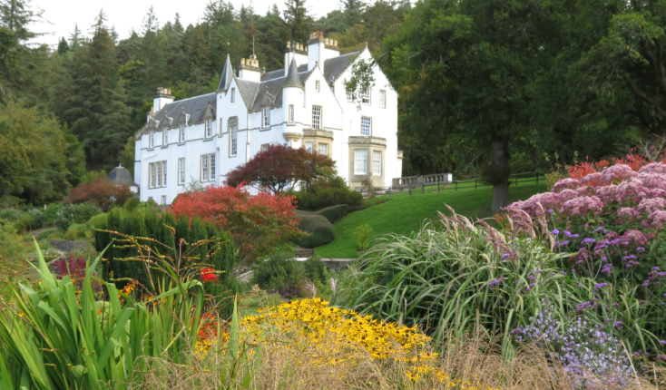 Scotland U2013 Gardens Of The North From Inverness To Wester Ross   Susan  Worner Tours