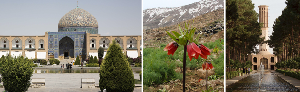 IRAN – Gardens, Landscapes and Culture of Persia