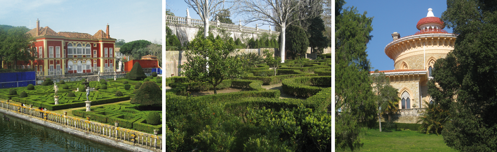 Portugal – Spring Gardens around Lisbon and the Sintra Hills