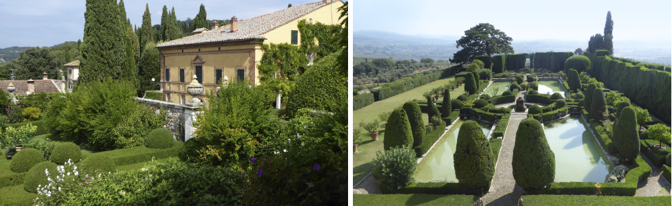 Tuscany – Gardens from Florence to Pienza and Lucca